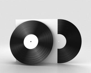 3D model of Vinyl Record