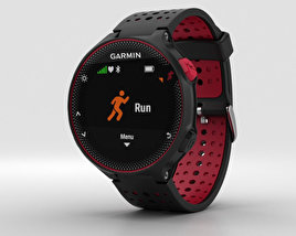 3D model of Garmin Forerunner 235 Marsala