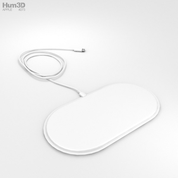 Apple AirPower 3D model