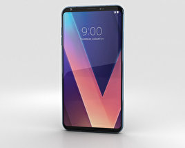 3D model of LG V30 Moroccan Blue