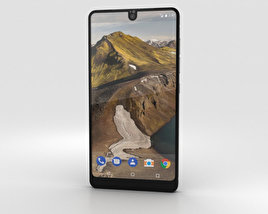 3D model of Essential Phone Black Moon