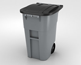 3D model of Garbage Container
