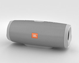 3D model of JBL Charge 3 Grey