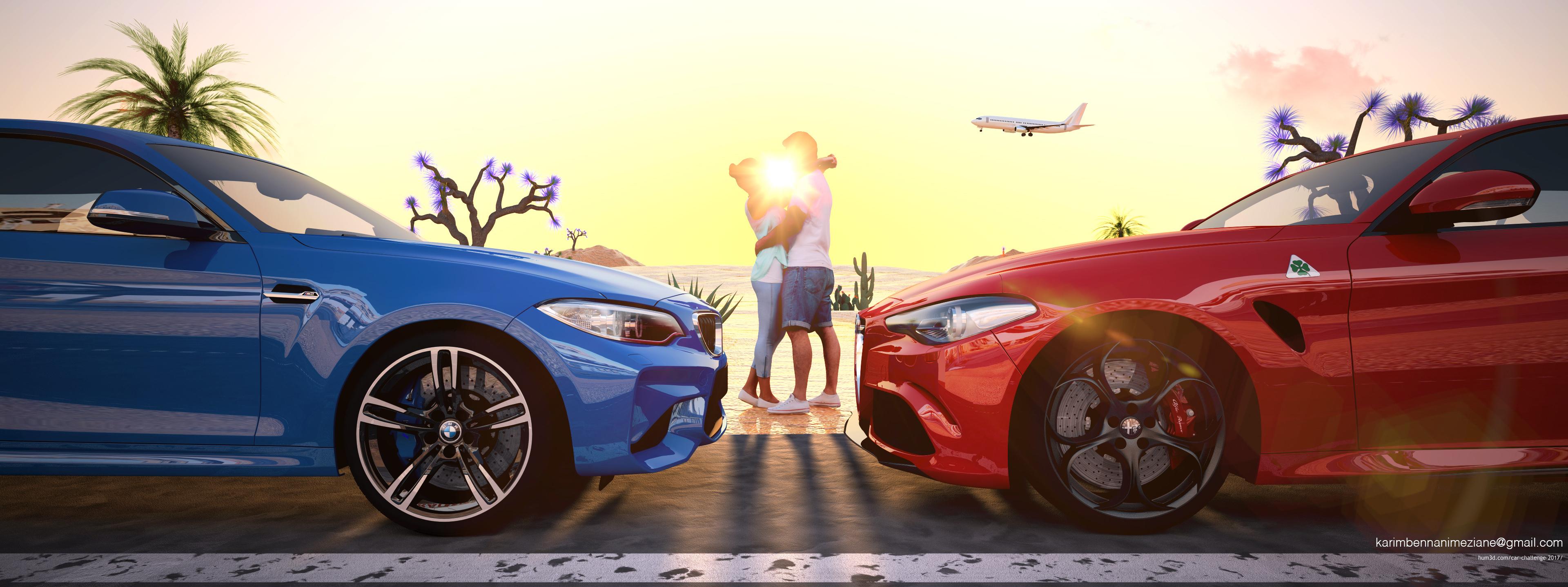 Passion creates Love 3d art