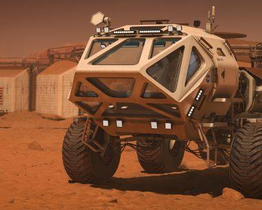 The Martian Rover