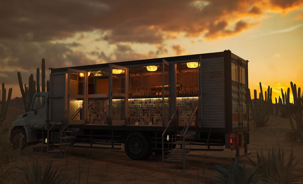 El Camion by Shoji Amano