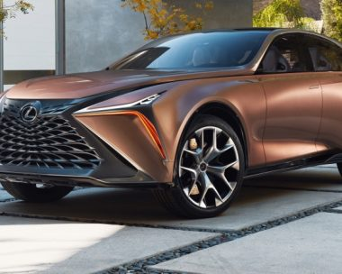 3D model of Lexus LF-1 Limitless Concept