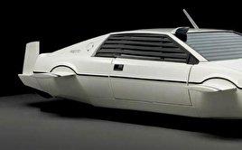 3D model of Lotus Esprit James Bond Submarine car