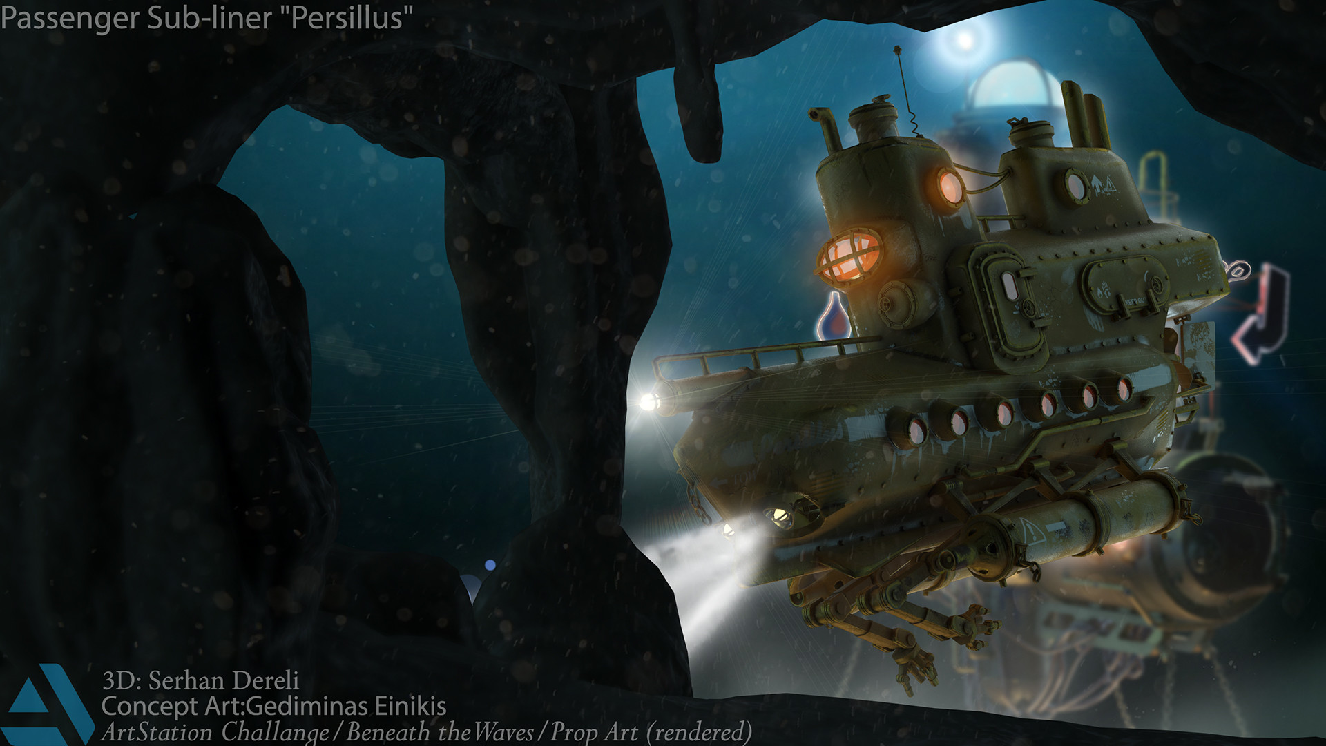 Passenger Sub-liner Persillus