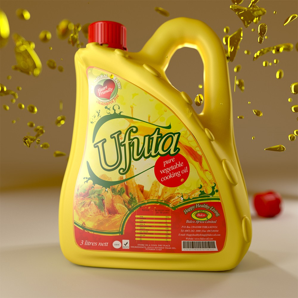 Competition entry to the Bidco Africa