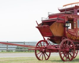3D model of Stagecoach