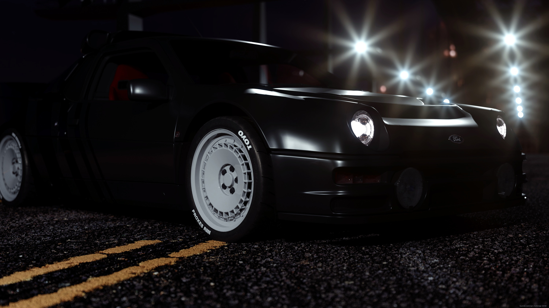 RS200 3d art