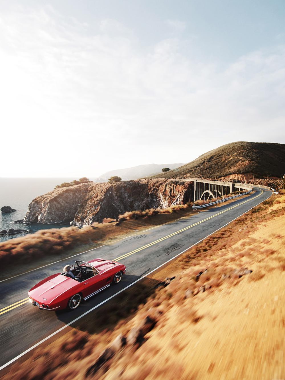 Big Sur by Jamie Holmes