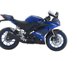 3D model of Yamaha R15