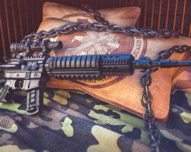 Barrett Assault MK12