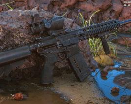 NZ Army Rifle