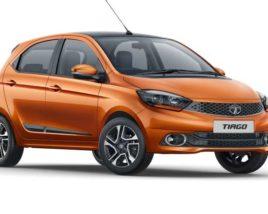 3D model of Tata Tiago