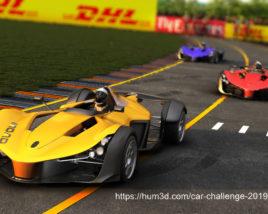 F1 races (Bac Mono)