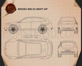 Mercedes-Benz EQ 2017 Blueprint