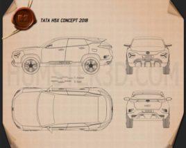 Tata H5X 2018 Blueprint