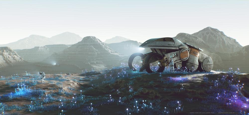 Terra 2 by David Aguero