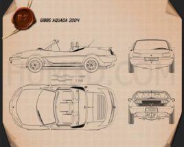 Gibbs Aquada 2004 Blueprint
