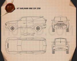 IAT Karlmann King SUV 2019 Blueprint