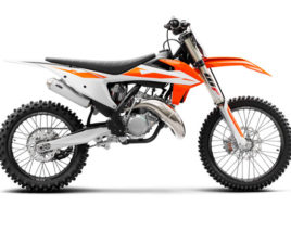 3D model of KTM 125 SX 2020
