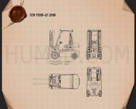 TCM FD35-E1 2019 Blueprint