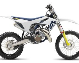 3D model of Husqvarna TC 85 17/14 2020