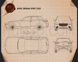 Grove Obsidian Sport 2020 Blueprint