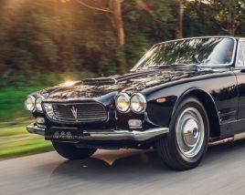 3D model of Maserati Sebring