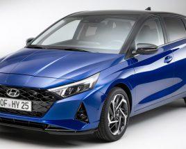 3D model of Hyundai i20 2021