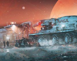 Leviathan Rover