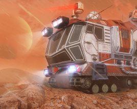Titan Exploration Rover