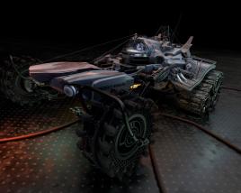 Project Analia (troop transport)