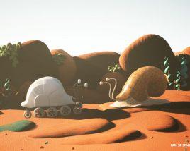 Space Rover Snig-L
