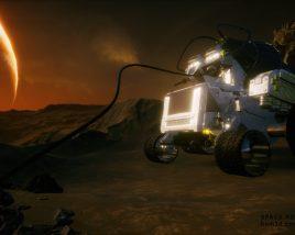 Water-E -The Rover