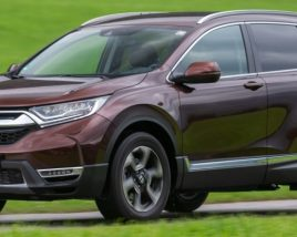 3D model of Honda CR-V 2019