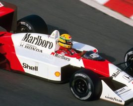 McLaren Honda MP4/4 1988 3D model