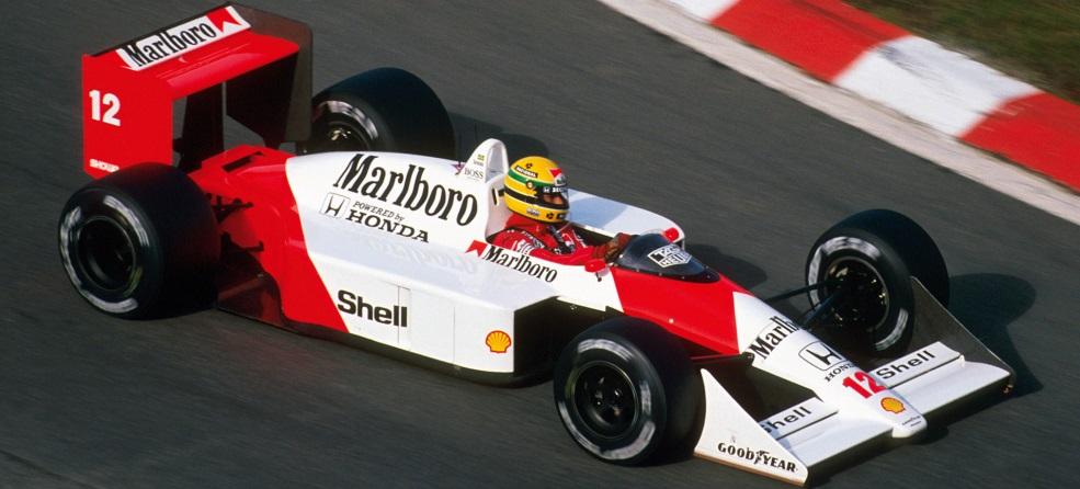 McLaren Honda MP4/4 1988