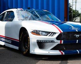 Ford NASCAR Mustang 2020 3D model