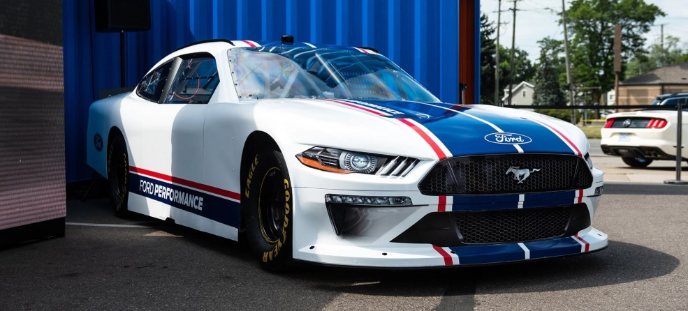 Ford NASCAR Mustang 2020