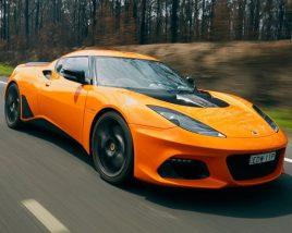 3D model of Lotus Evora GT410 2020