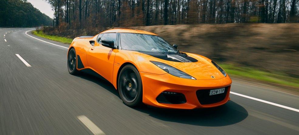 Lotus Evora GT410 2020
