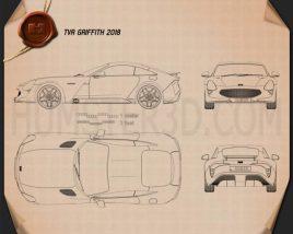 TVR Griffith 2018 Blueprint