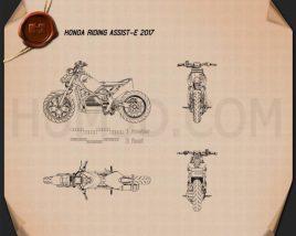 Honda Riding Assist-e 2017 Blueprint
