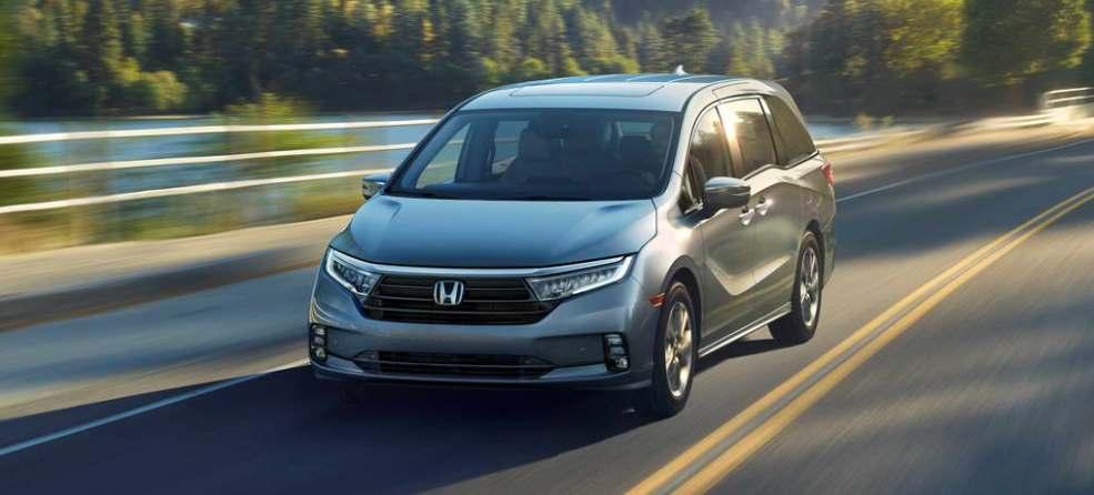 Honda Odyssey 2021