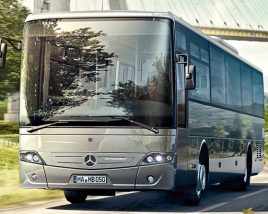 Mercedes-Benz Intouro 3D model