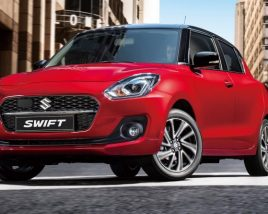 Suzuki Swift 2021 3D model